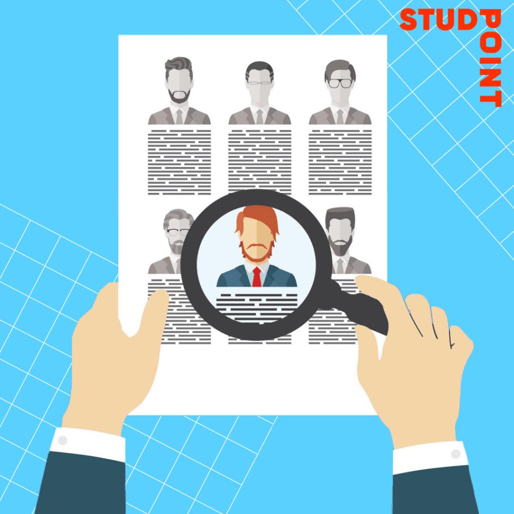 HR, HR School by STUD-POINT, синий фон, HR-тренди 2020